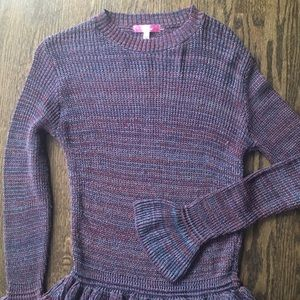 Say What? girls sweater - size L